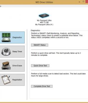 WD Drive Utilities Ekran Görüntüleri - 3