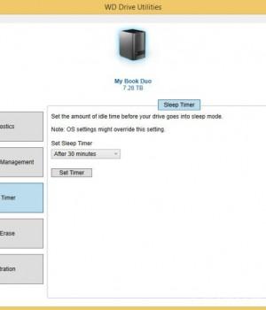 WD Drive Utilities Ekran Görüntüleri - 1