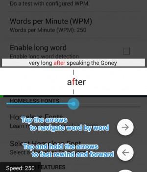 A Faster Reader Ekran Görüntüleri - 4