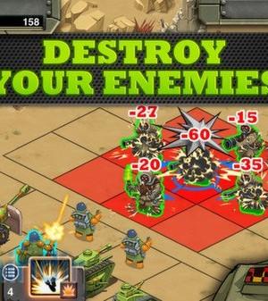 Battle Nations Ekran Görüntüleri - 1