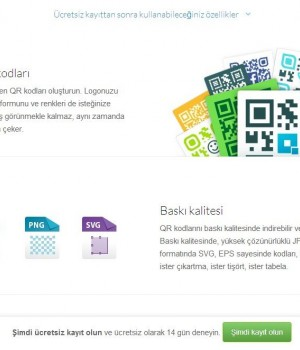 Create QR Code Ekran Görüntüleri - 2