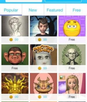 Pocket Avatars Ekran Görüntüleri - 2