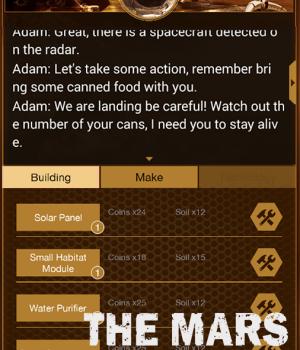 The Mars Files Ekran Görüntüleri - 3