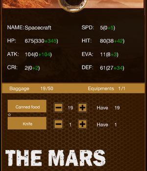 The Mars Files Ekran Görüntüleri - 1