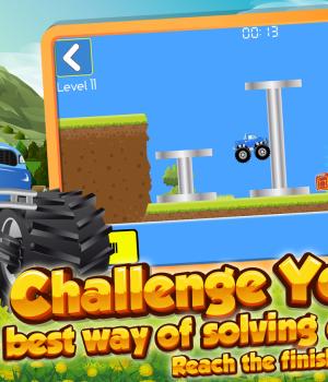 Truck Trials Driving Challenge Ekran Görüntüleri - 3