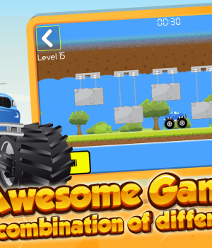 Truck Trials Driving Challenge Ekran Görüntüleri - 5