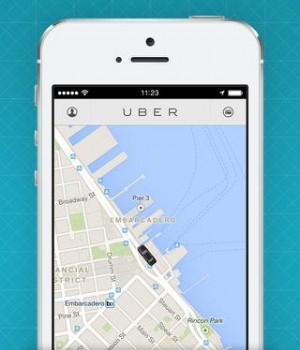 Uber Ekran Görüntüleri - 1