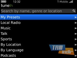 TuneIn Radio Ekran Görüntüleri - 2