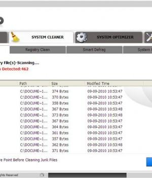 360Amigo System Speedup Ekran Görüntüleri - 1