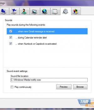 Scott's Gmail Alert Ekran Görüntüleri - 3