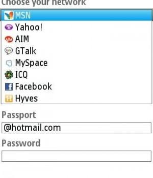 eBuddy Messenger Ekran Görüntüleri - 1