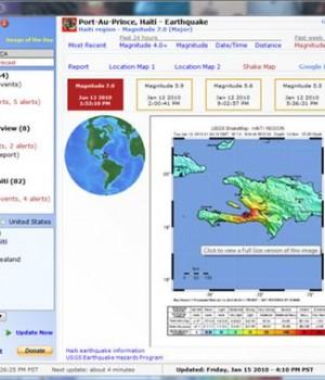 Earth Alerts Ekran Görüntüleri - 2