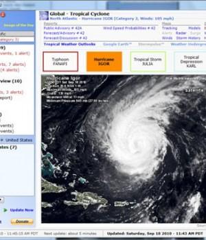 Earth Alerts Ekran Görüntüleri - 1