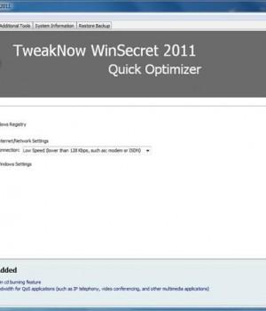 TweakNow WinSecret Ekran Görüntüleri - 1