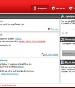 Comodo Antivirus for Mac Ekran Görüntüleri - 1