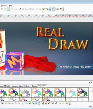 Real-DRAW Pro Ekran Görüntüleri - 1