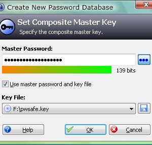 KeePass Password Safe Ekran Görüntüleri - 2