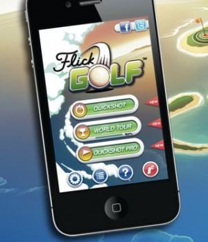 Flick Golf! Ekran Görüntüleri - 3