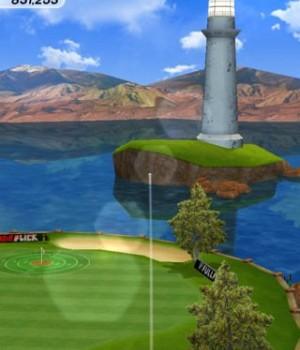 Flick Golf! Ekran Görüntüleri - 2