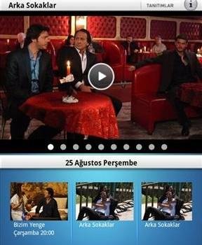 Kanal D Ekran Görüntüleri - 1