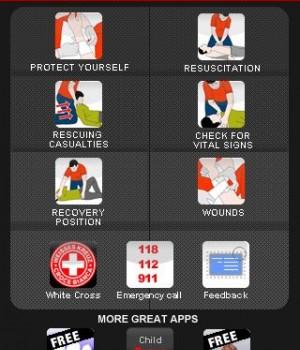 First Aid White Cross Ekran Görüntüleri - 3
