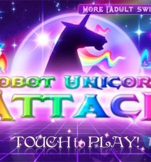 Robot Unicorn Attack Ekran Görüntüleri - 2