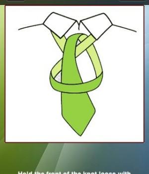 How to Tie a Tie Ekran Görüntüleri - 2