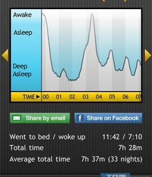 Sleep Cycle Ekran Görüntüleri - 1