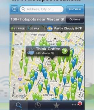 WiFi Finder Ekran Görüntüleri - 1