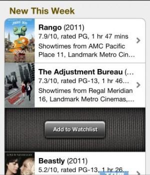 IMDb Movies & TV Ekran Görüntüleri - 3