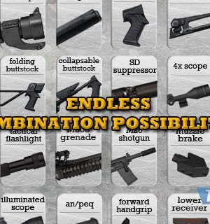 Gun Builder Ekran Görüntüleri - 1