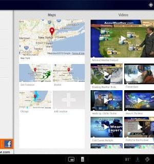 AccuWeather Ekran Görüntüleri - 1