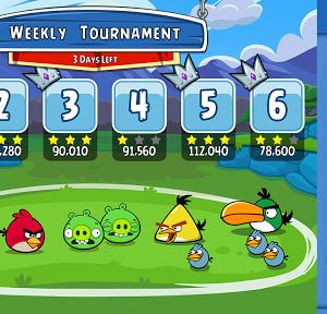 Angry Birds Friends Ekran Görüntüleri - 1