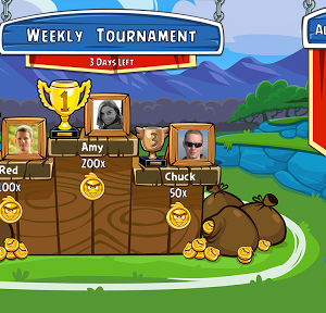 Angry Birds Friends Ekran Görüntüleri - 3