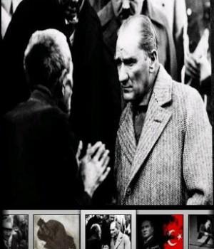 Atatürk Duvar Kağıtları Ekran Görüntüleri - 4