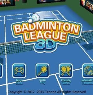 Badminton 3D Ekran Görüntüleri - 1