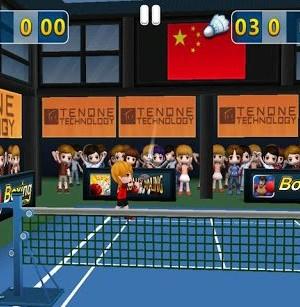 Badminton 3D Ekran Görüntüleri - 3
