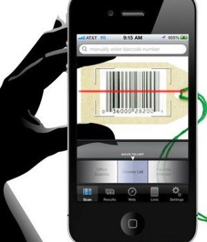Barcode Scanner Ekran Görüntüleri - 1