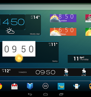Beautiful Widgets Free Ekran Görüntüleri - 1
