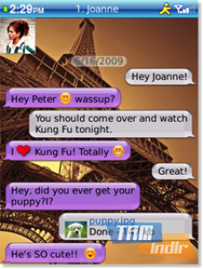 Beejive Free Instant Messenger Ekran Görüntüleri - 1