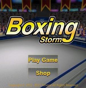 Boxing Storm Ekran Görüntüleri - 1