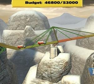 Bridge Constructor Ekran Görüntüleri - 1
