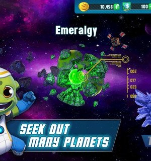 Cosmic Colony Ekran Görüntüleri - 2