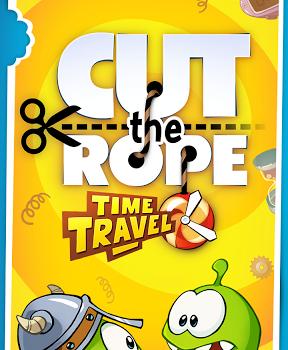 Cut the Rope: Time Travel Ekran Görüntüleri - 5