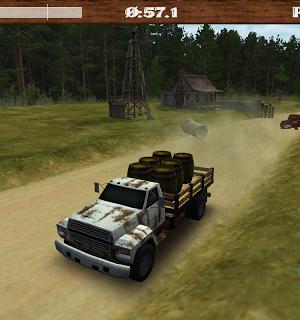 Dirt Road Trucker 3D Ekran Görüntüleri - 5