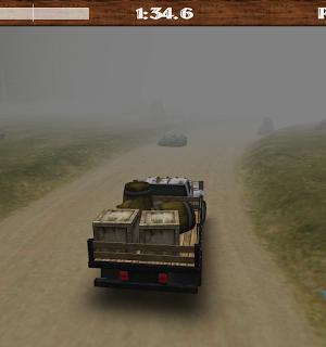 Dirt Road Trucker 3D Ekran Görüntüleri - 3