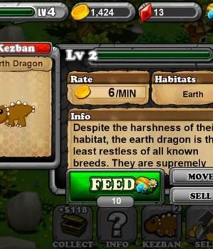 DragonVale Ekran Görüntüleri - 4