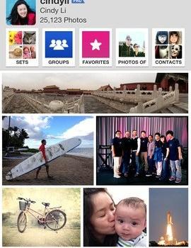 Flickr Ekran Görüntüleri - 1