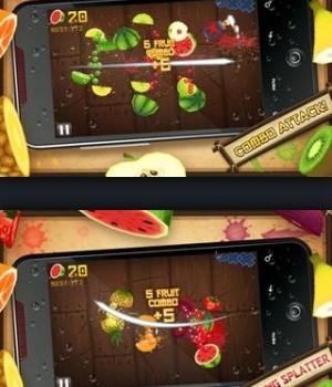 Fruit Ninja Free Ekran Görüntüleri - 1
