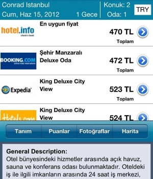 i Find Hotels Ekran Görüntüleri - 2